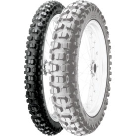Pirelli MT21 Rallycross Dual Sport Front Motorcycle Tire 90/90x21 (54R) Tube Type