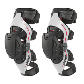 Pod MX K4 Knee Brace Pair