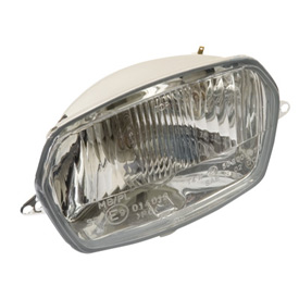 Polisport MMX Headlight Replacement Lamp Assembly