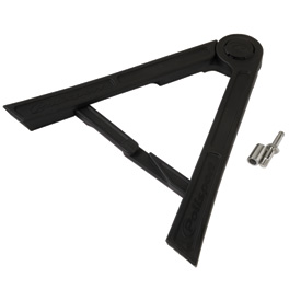 Polisport Tripod Multi-fit Triangle Bike Stand  Black