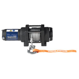 Polaris HD Winch with Mount Plate