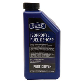 Polaris Isopropyl Fuel De-Icer