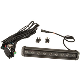 polaris 12 led light bar with wire harness utv rocky mountain rh rockymountainatvmc com Off-Road LED Light Bar Wiring Kit Off-Road Wiring Harness