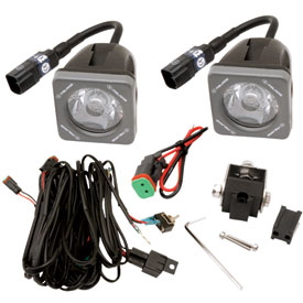 "Polaris 2"" LED Light Kit with Wire Harness"