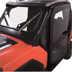 Polaris Poly Cab Enclosure With Wiper Kit