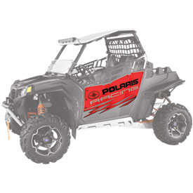 Polaris Racing Door Graphics