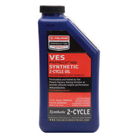 Polaris VES Racing Synthetic 2-Cycle Oil