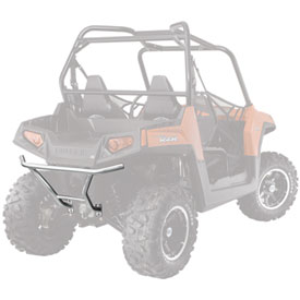 Polaris Rear Aluminum Brushguard