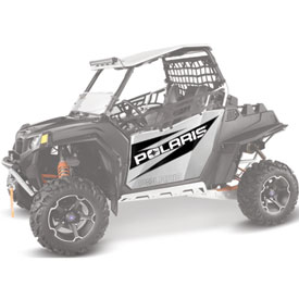 Polaris Shredder Door Graphics
