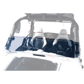 Polaris Lock & Ride Half Windshield