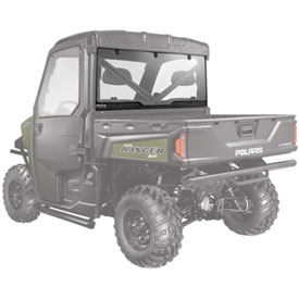 Polaris Lock & Ride Pro-Fit Poly Rear Panel