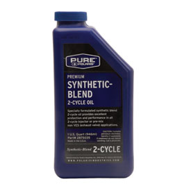 Polaris Synthetic Blend 2-Cycle Oil