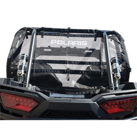 Polaris Mesh Rear Panel | Parts & Accessories | Rocky