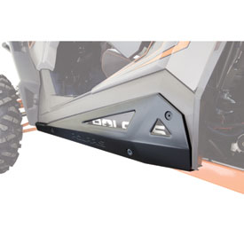 Polaris Low Profile Steel Rock-Sliders