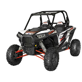 Polaris Aluminum Powder-Coat Half Door Graphics