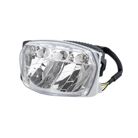 Polisport Halo LED Replacement Headlight Lamp | Parts U0026 Accessories | Rocky  Mountain ATV/MC