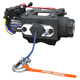 Polaris PRO HD Winch with Rapid Rope Recovery | Parts & Accessories