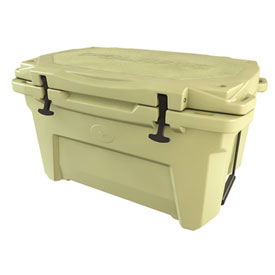Polaris Northstar Cooler 60 qt Tan