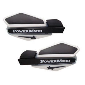 PowerMadd Star Series Handguards with ATV/MX Mount Kit
