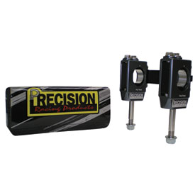 Precision Racing Shock & Vibe Handlebar Clamps