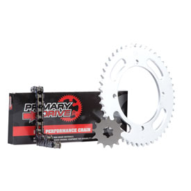 Primary Drive Steel Kit & 420 MC Chain