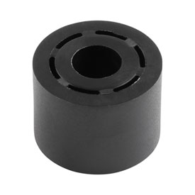 Primary Drive Chain Roller  Black