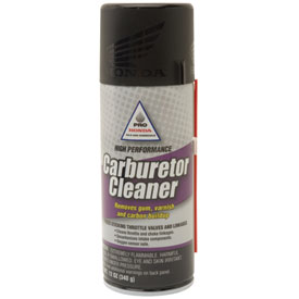 Pro Honda Carburetor Cleaner (Non-Chlorinated, 50 State Legal)