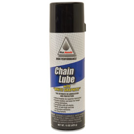 Pro Honda Chain Lube With White Graphite