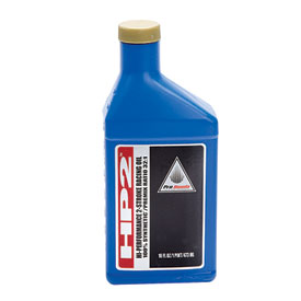 Pro honda hp2 2 stroke oil atv rocky mountain atv mc for What takes motor oil out of clothes