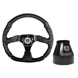 Pro Armor Assault Steering Wheel and Hub Kit