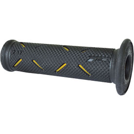 "Pro Grip 717 Road Grips Yellow/Black 7/8""-1"""