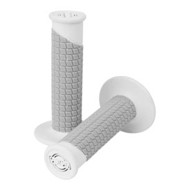 ProTaper Clamp-On Grip System - Pillow Top White/Grey