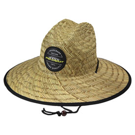 Pro Circuit Straw Hat  Natural