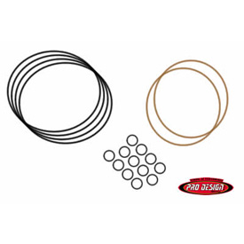 Pro Design Cool Head Replacement O-Ring Kit