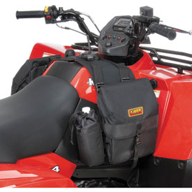 Quad Boss Zipper-Less Adjustable Tank Saddlebag