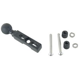 "Ram Mounts Ram Cycle Handlebar Base with 1"" Ball"