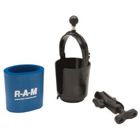 Ram Mounts Ram U-Bolt Mount Drink Cup Holder