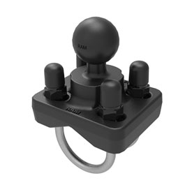"Ram Mounts Ram Double U-Bolt Base with 1"" Ball Mount"