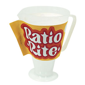 Ratio Rite Measuring Cup