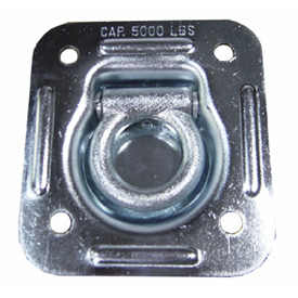 "RB Components Recessed Mount ""D"" Ring"