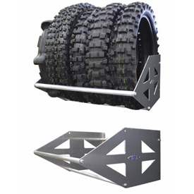 RB Components Tire Rack