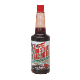 Red Line 2-Stroke Racing Oil