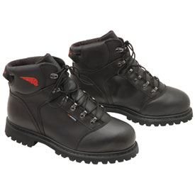 Red Wing Shoes 971 Steel Toe Motorcycle Boots | Motorcycle | Rocky