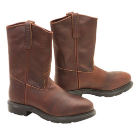 Red Wing Shoes 4470 Steel Toe Motorcycle Boots | Riding Gear ...