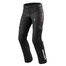 REV'IT! Women's Horizon 2 Pants Euro 38 Short Black