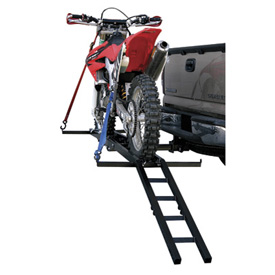 Rider Cargo Single Motorcycle Carrier