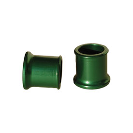 Ride Engineering Locking Front Wheel Spacers  Green
