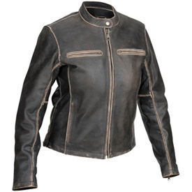 River Road Women's Drifter Leather Jacket