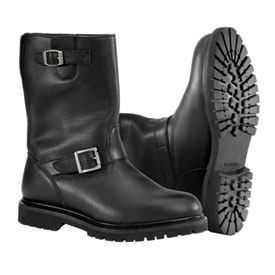 River Road Boulevard Waterproof Motorcycle Boots