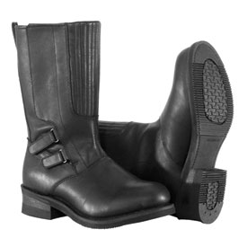 River Road Turnpike Cruiser Motorcycle Boots